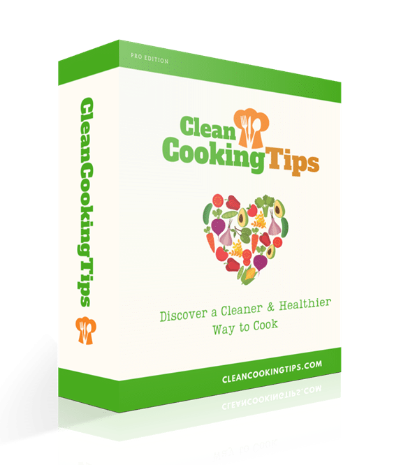 clean cooking tips ebook special offer